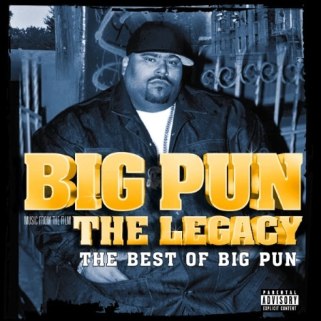 Album art exchange the legacy: the best of big pun (explicit) by.
